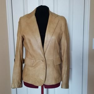 Daniel Leather Jacket US XS (more like S)